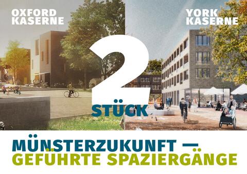 2 Stück MünsterZukunft