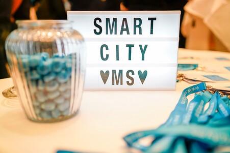 9,5 Mio. Förderung für smarte Projekte in Münster