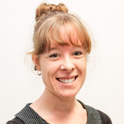 Johanna Buschkühl Sprecherin