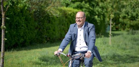 Bürgermeister Carsten Grawunder aus Drensteinfurt